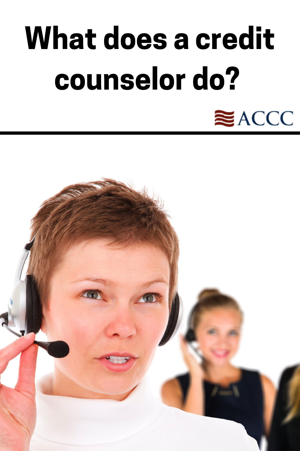 What Does A Credit Counselor Do Consumer Credit Credit Counseling Debt Management Plan Counselors
