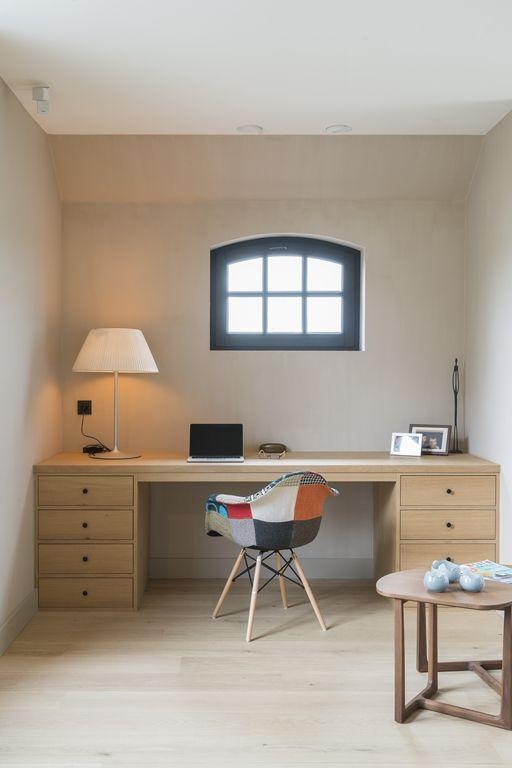 Een landelijke woning met een strak landelijke inrichting for Inrichting huis modern