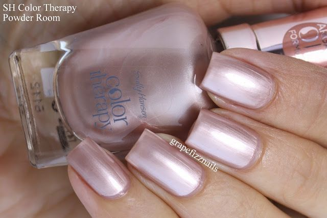 New Sally Hansen Color Therapy Collection 2016 | nail polish in 2019 ...