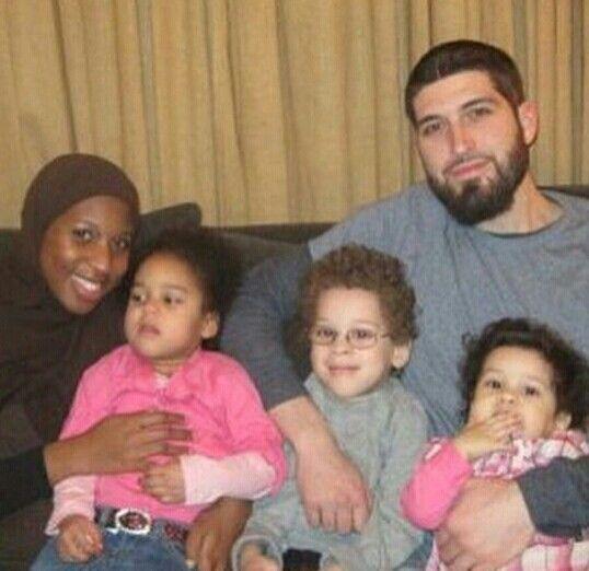 Islam og Interracial dating