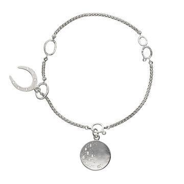 Watch over me Moon bracelet - Links of London