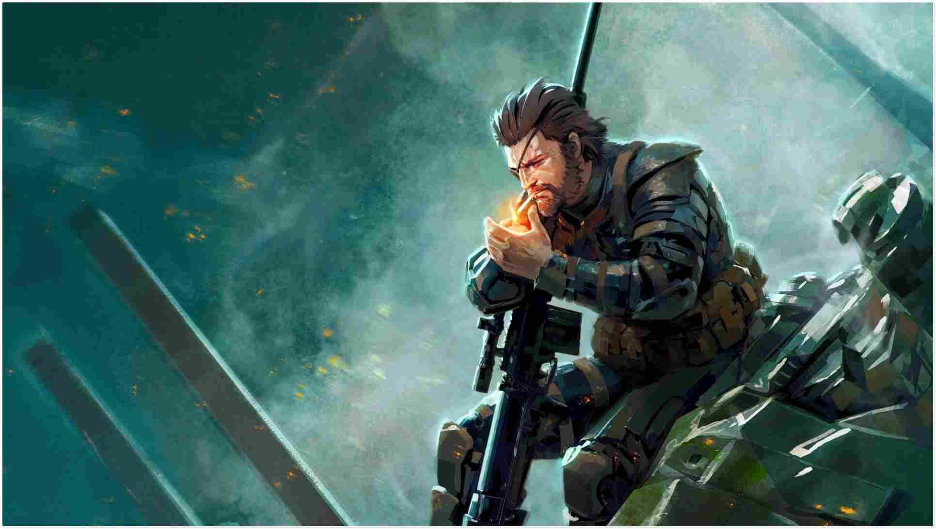 Best Of 16 Metal Gear Solid Wallpapers Metal Gear Solid Metal Gear Metal Gear Solid Quiet