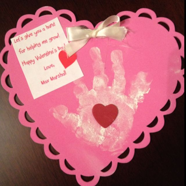 Valentine\'s Day card for my son\'s daycare teachers! | classroom ...