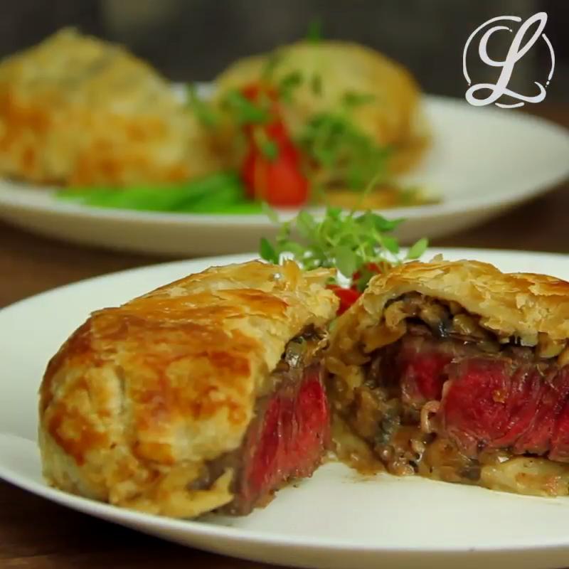 Beef Wellington #beefsteakrecipe