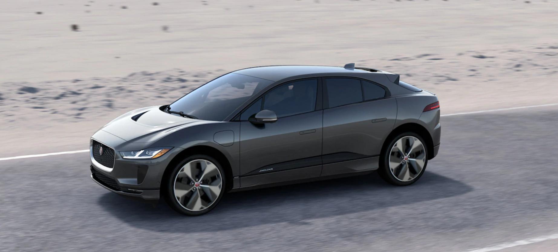 Jaguar I Pace Electric Cars 2020 Release Electric Cars Jaguar Living In Car