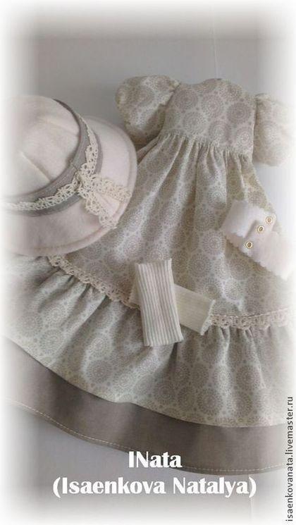 Одежда для кукол ручной работы. Ярмарка Мастеров - ручная работа Платье для куклы Paola Reina 32 см. Handmade.