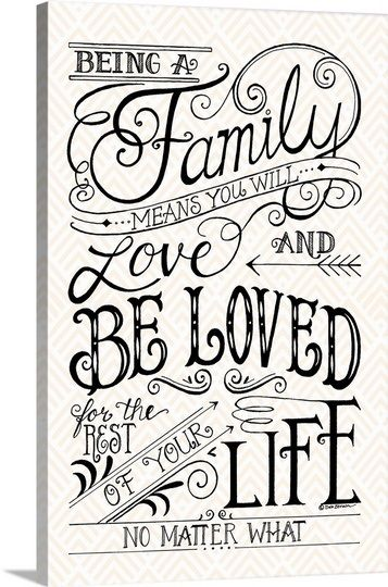 Download No Matter What | Hand lettering quotes, Family quotes, Words