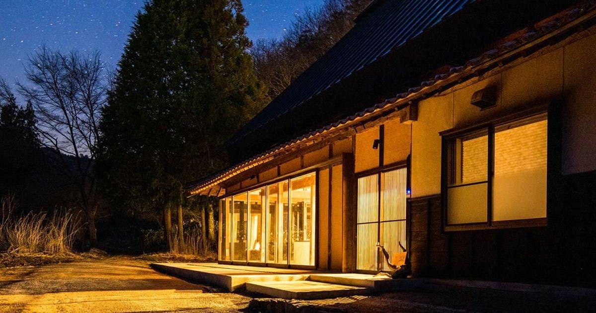せとうち古民家ステイズHiroshima こざこ森 宿泊予約は[一休.comバケーションレンタル] 豊かな森の中にポツンとたたずむ築100年の古民家を、一組限定のリッチなグランピング 施設に大改修。古民家×グランピングというユニークな滞在をお楽しみいただけます。
