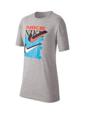 nike shirt double swoosh