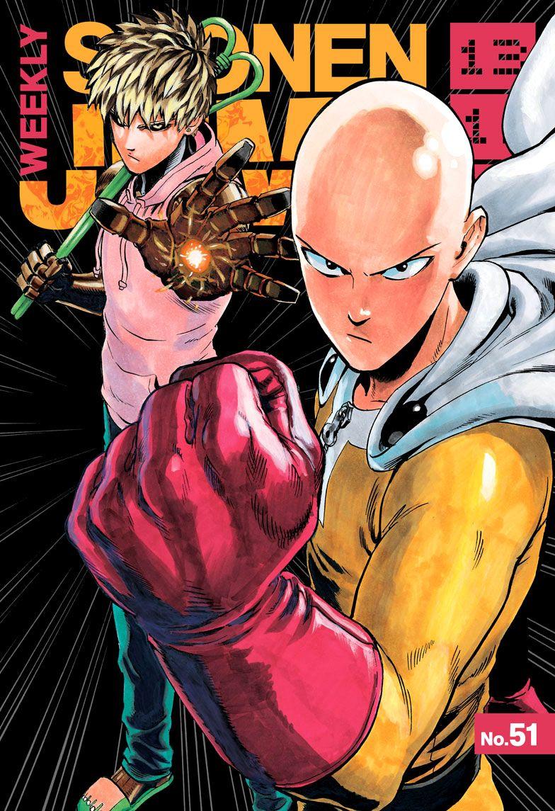 Weekly Shonen Jump - One Punch Man