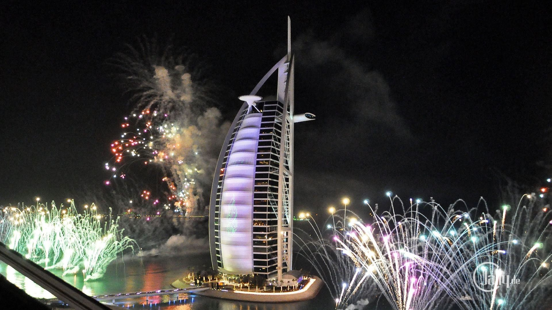 Happy New Year From Uae (Burj Khalifa Fireworks) #Followme #Cooliphone6Case