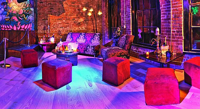 New Orleans Premiere Night Club Hookah Lounge Amp Live Music