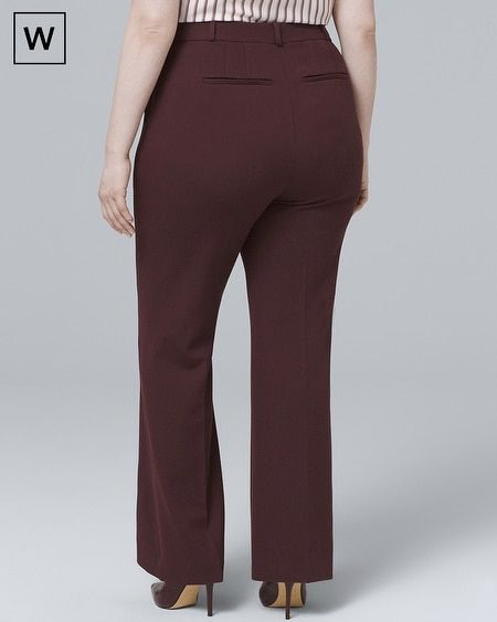59b97129c57 Women s Plus Luxe Suiting Bootcut Pants by White House Black Market ...