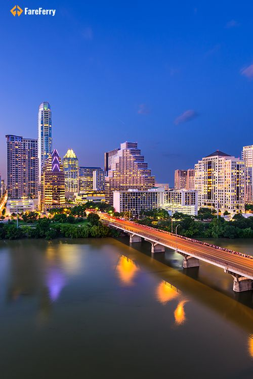 Austin Is Going To Fill Your Vacation Mood With Music