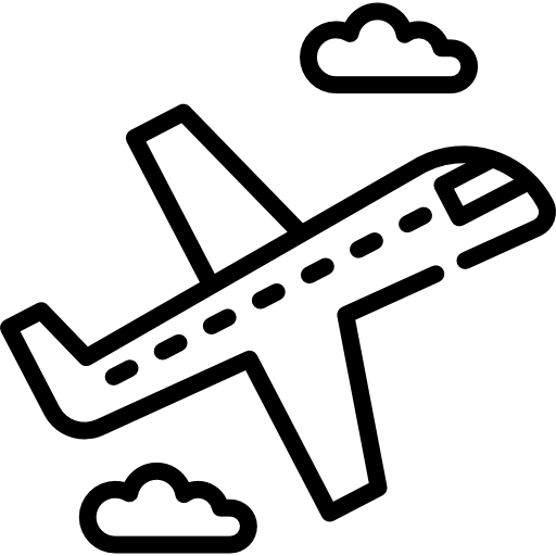 Airplane Free Vector Icons Designed By Freepik Icones
