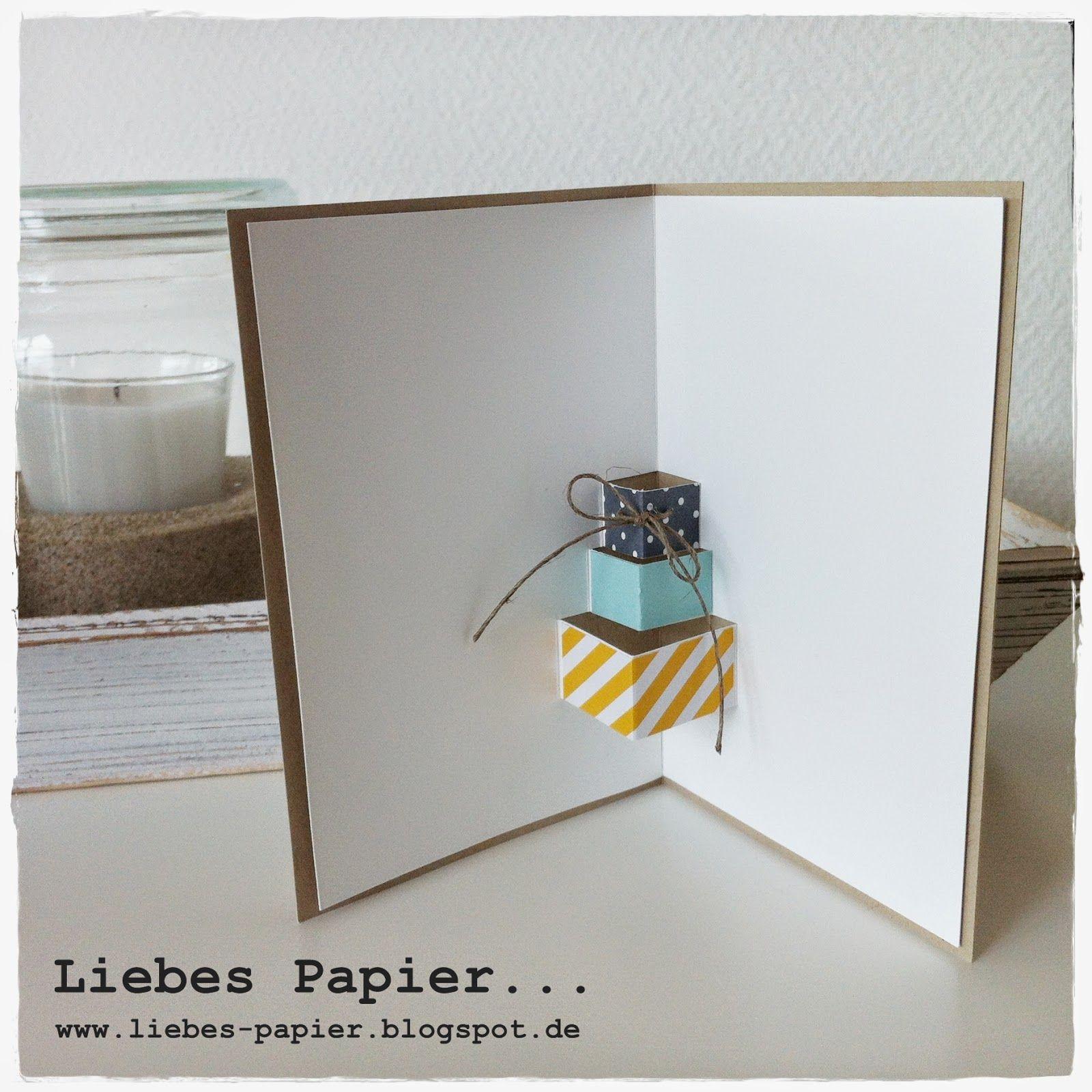 liebes papier anleitung zur torte pop up. Black Bedroom Furniture Sets. Home Design Ideas