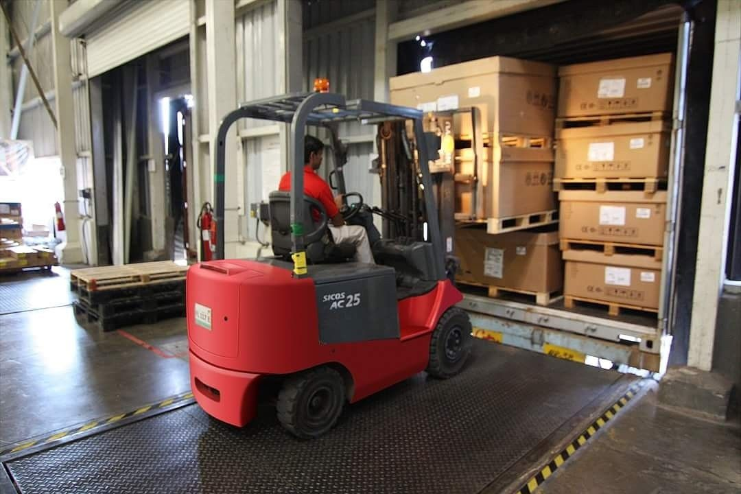 Operating a forklift is never been easywith PCS' training