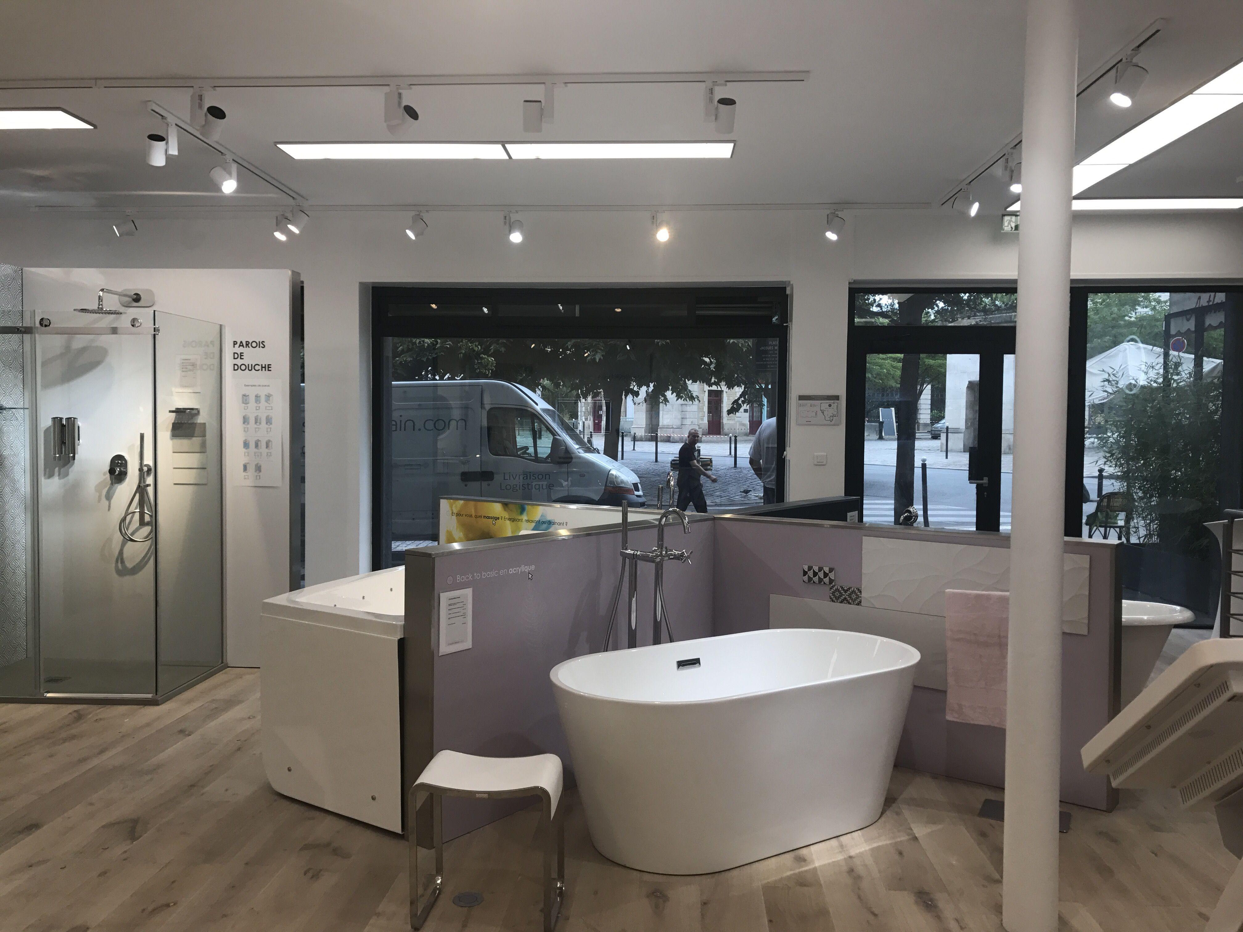 Nouveau showroom paris brassens - Showroom salle de bain toulouse ...