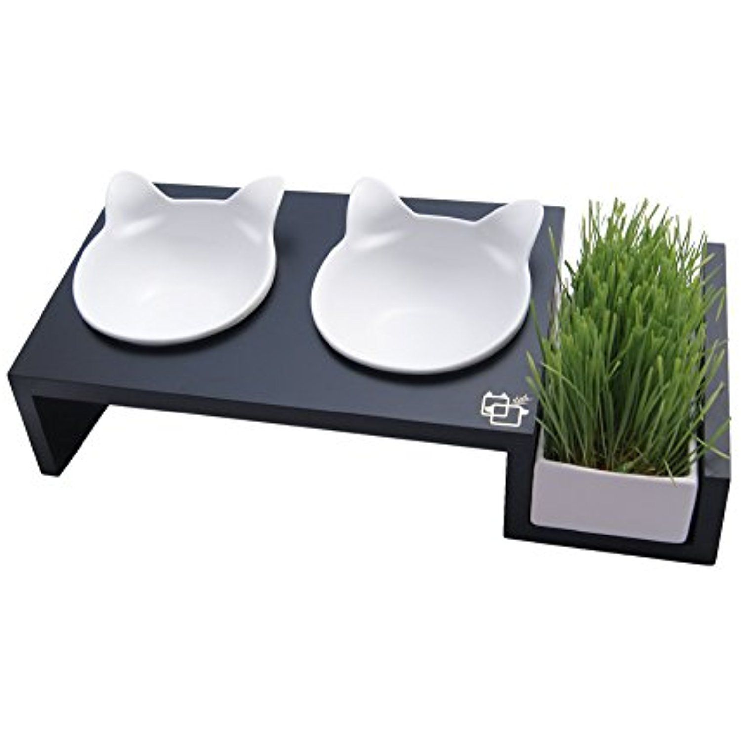 in dogs elevated bowls wood and solid cats best feeder for pet cat petfusion