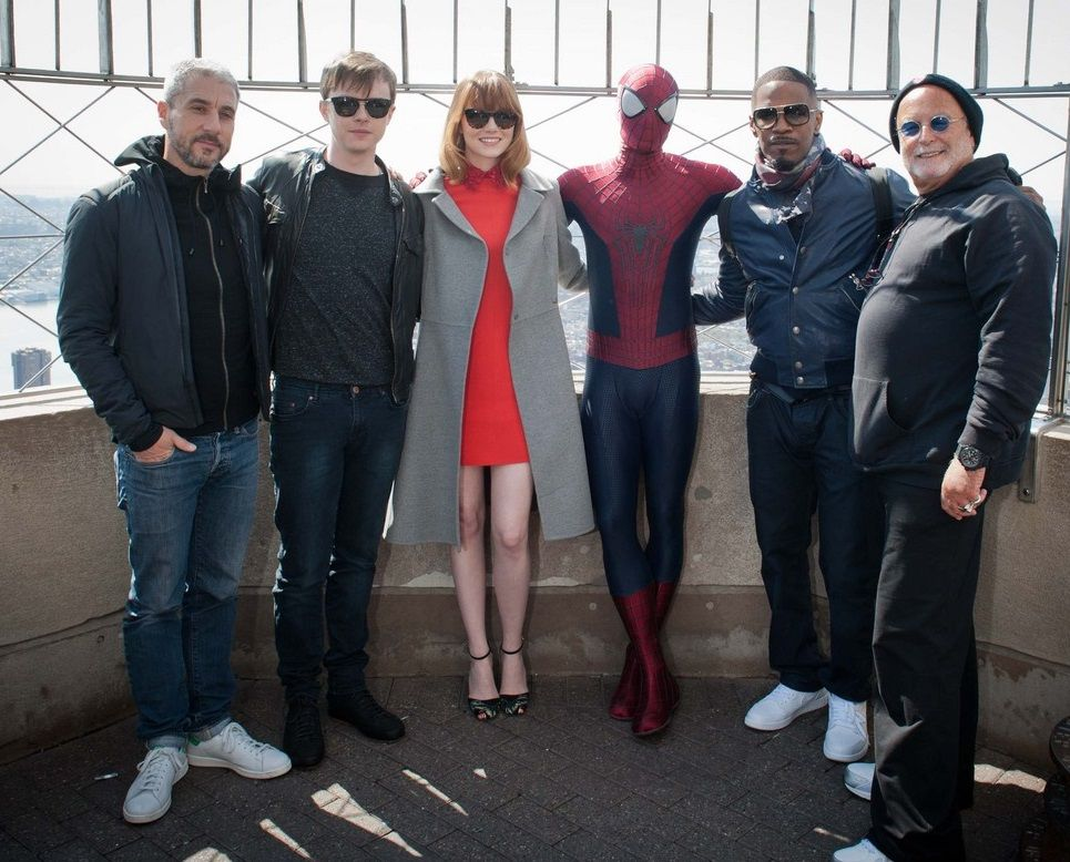 The Amazing Spider-Man 2 cast and crew