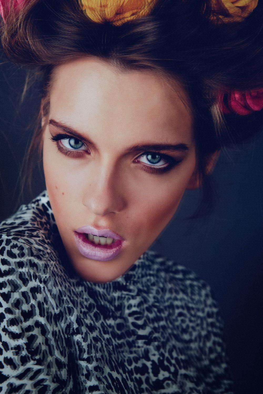 Model – Laura Jaraminaitė (BMM) Styling – Monika Klupšaitė Make up  – Simona Mužaitė  Hair – Sandra Keraitė