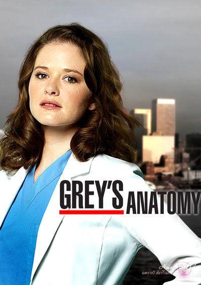 April Kepner   Grey\'s Anatomy   Pinterest   La unica razon, Razones ...