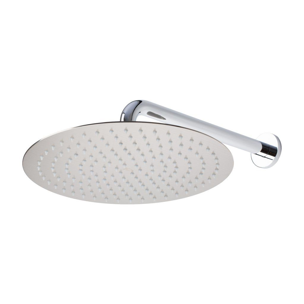 Bai 0414 Stainless Steel 12 Inch Round Rainfall Shower Head In