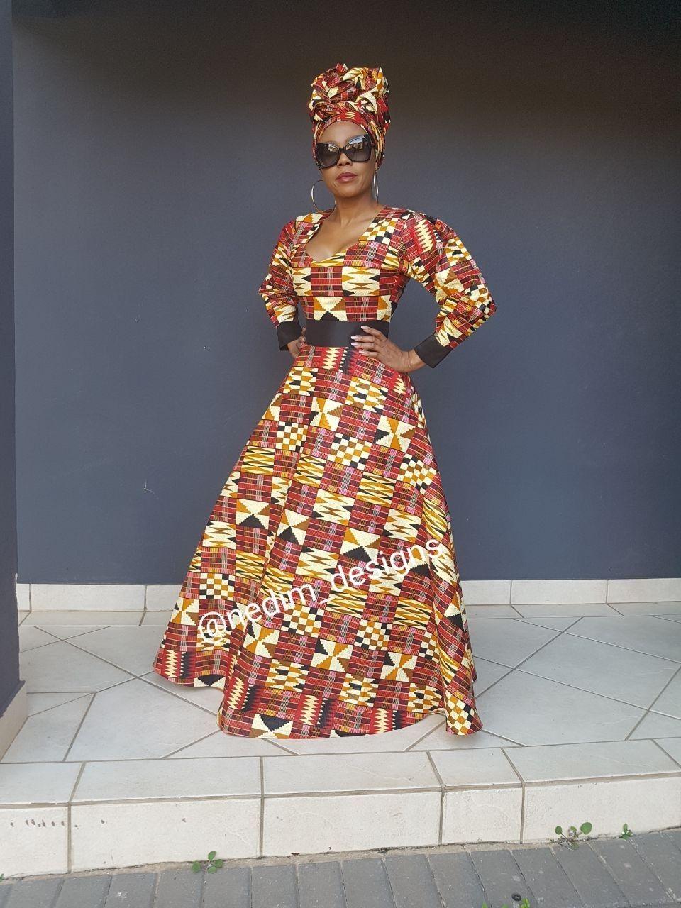 db66d4ea350d CODE E9 ☎ +27829652653 🌻💥ANKARA RANGE💥🌻 African Print Dresses