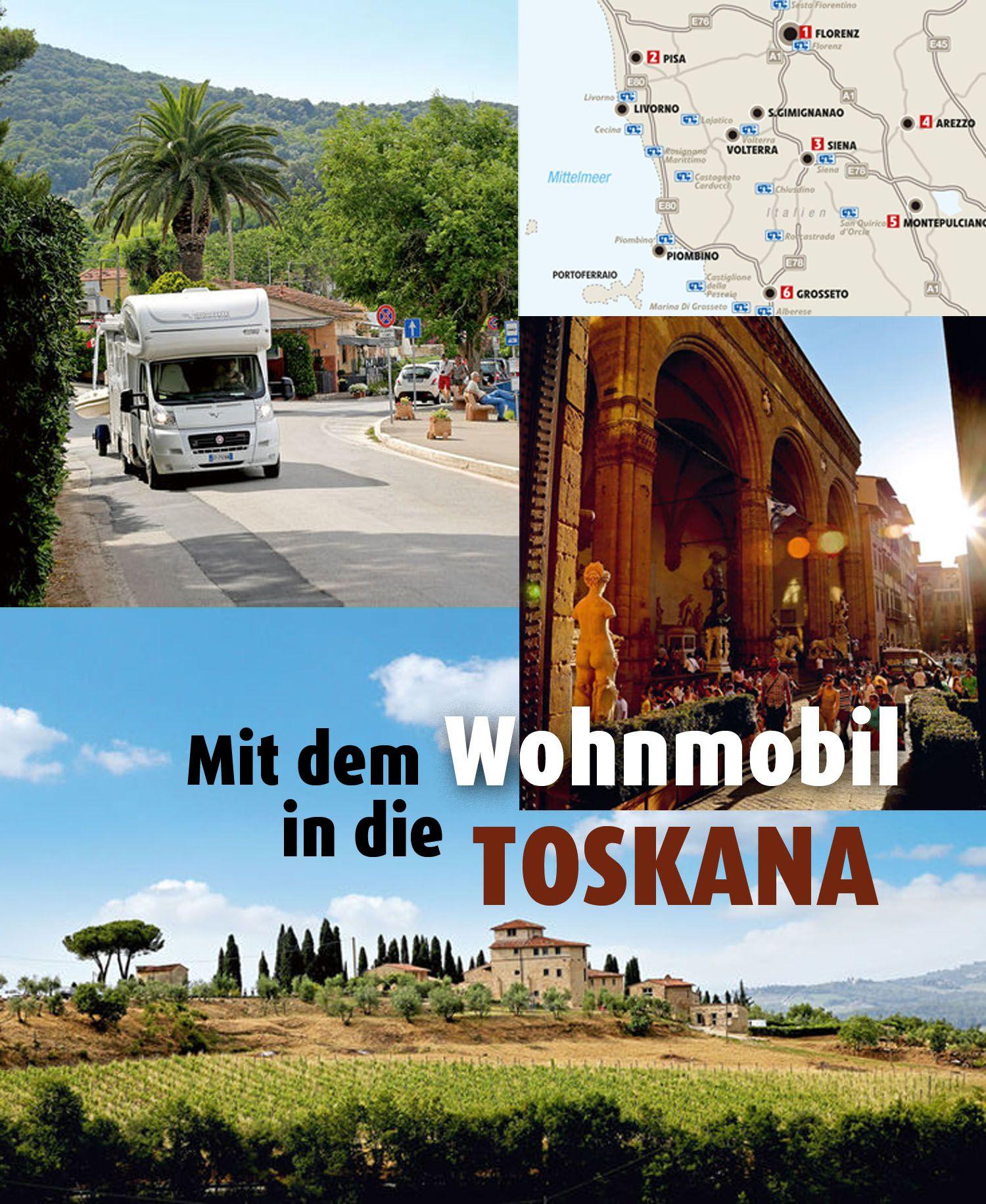wohnmobil tour durch die toskana aus liebe zum guten leben wohnmobil touren in italien. Black Bedroom Furniture Sets. Home Design Ideas