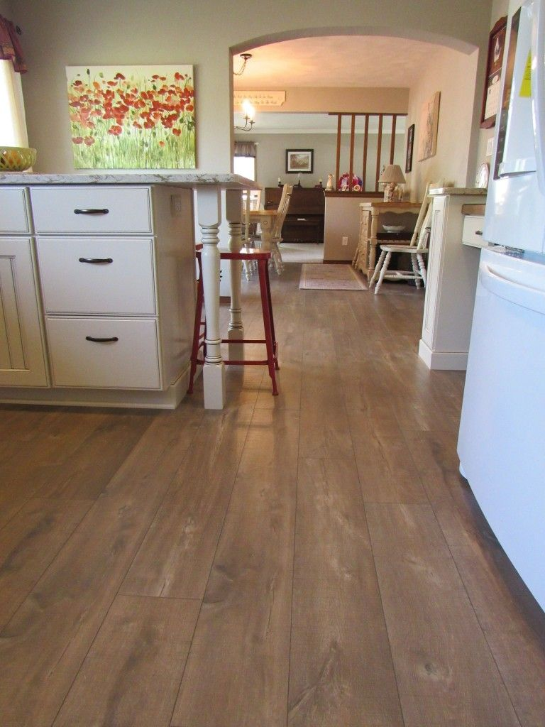 quick-step laminate flooring -creo 'tennessee oak light wood