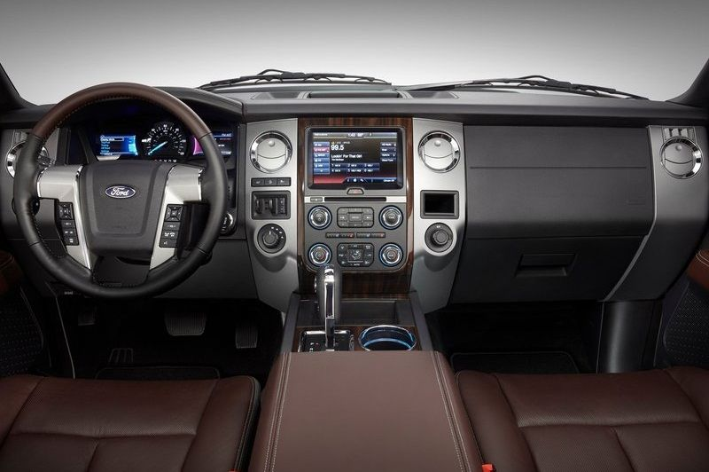 Interior 2015 Ford Expedition