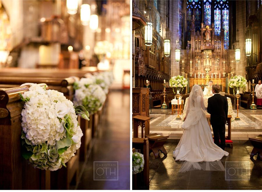 Luxury Wedding Indoor: Luxurious Regal Wedding