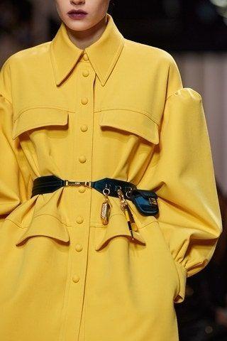 Prêt-à-porter Fendi Herbst / Inverno 2020-2021 – Sfilate di moda | Vogue Germania