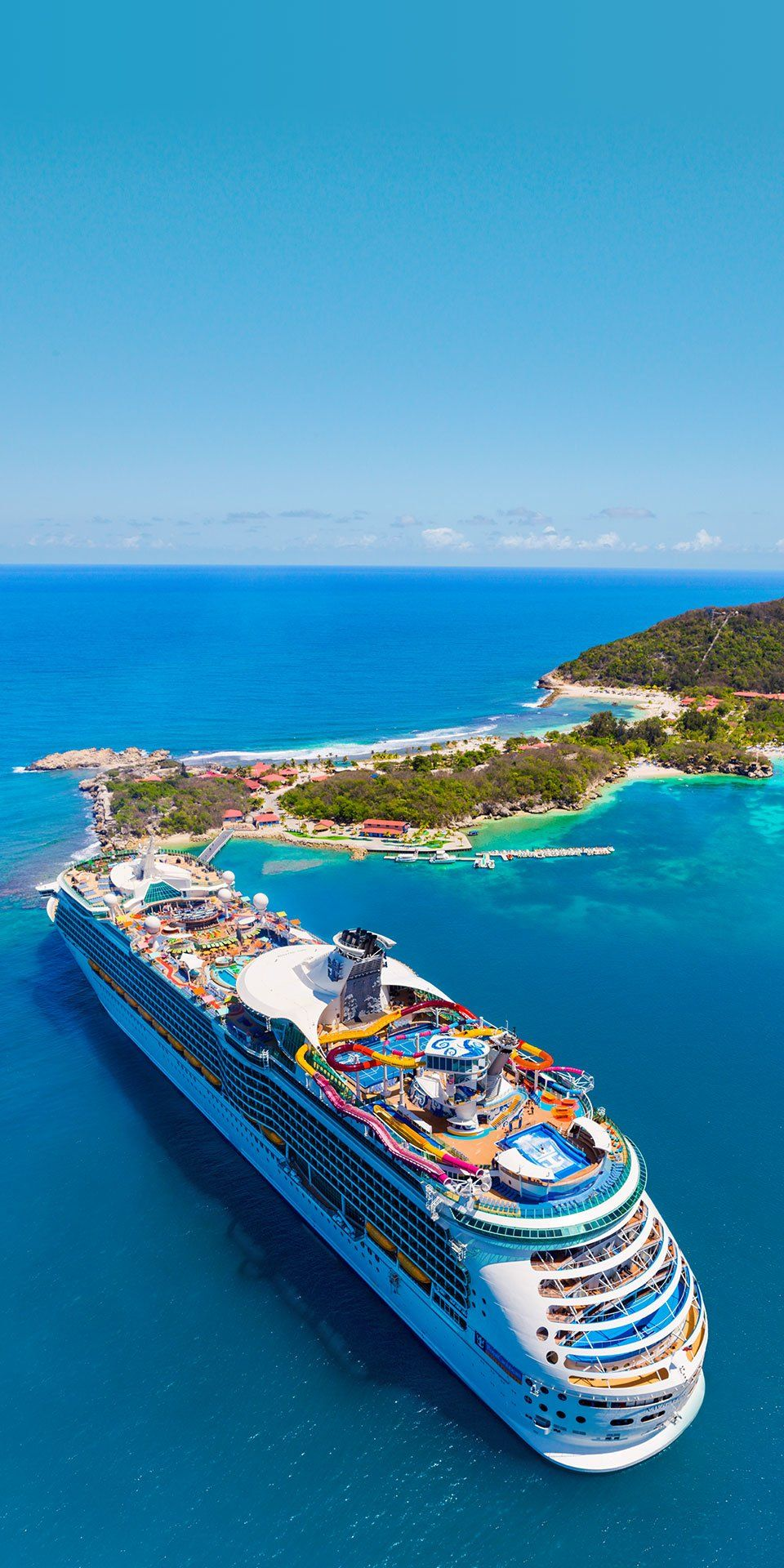 Navigator Of The Seas This Is Your Short Vacay Turned Way Way Up Only On Royal Caribbean Navigator Of The Seas Cruise Ship Caribbean Cruise