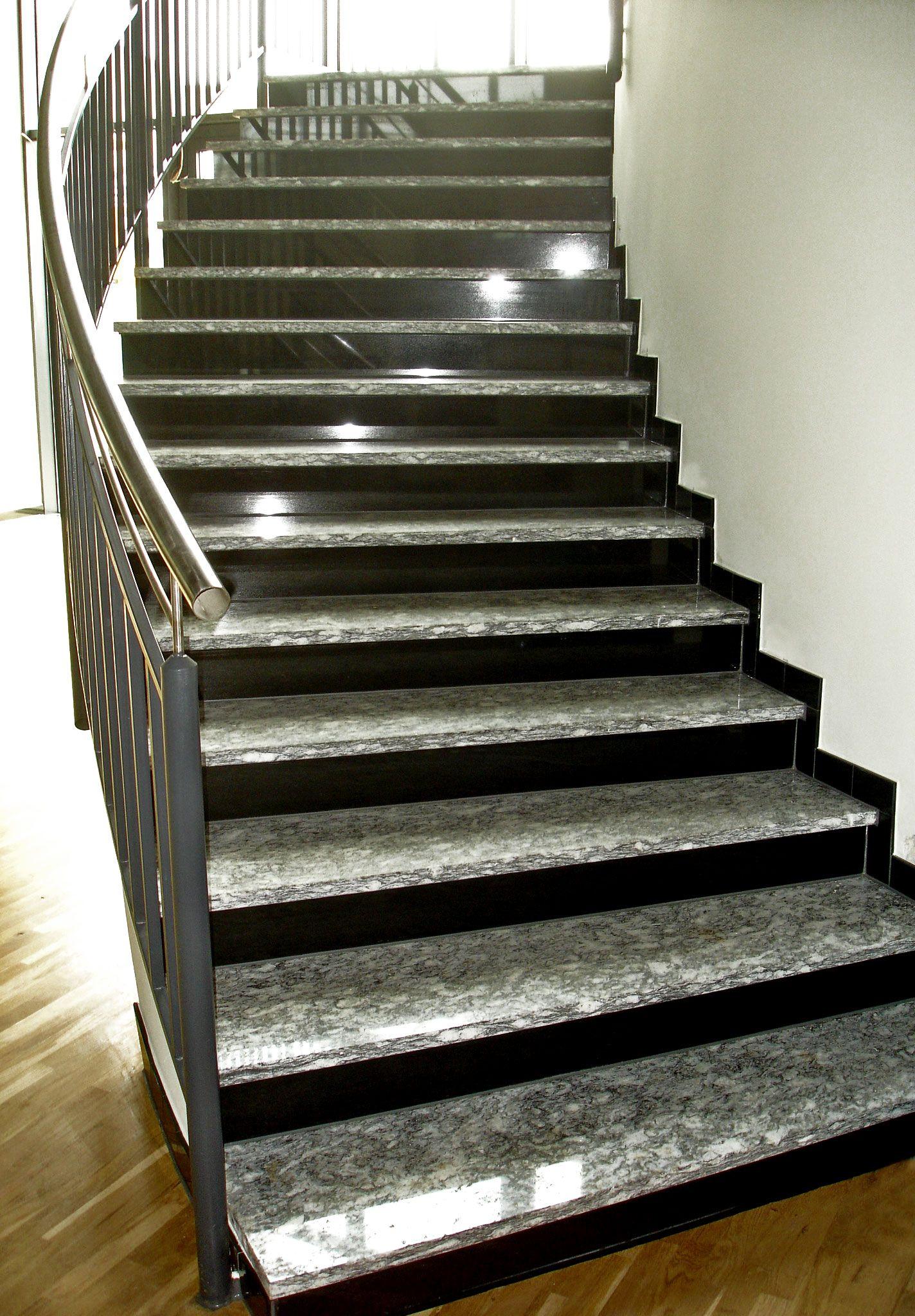Bei uns finden Sie Granit Treppen für jeden Geldbeutel ...