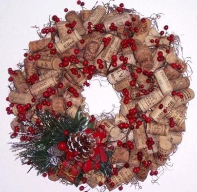 Decorazioni natalizie fai da te con i bastoncini di cannella ghirlande fai da te e natale - Decorazioni di natale con materiale riciclato ...