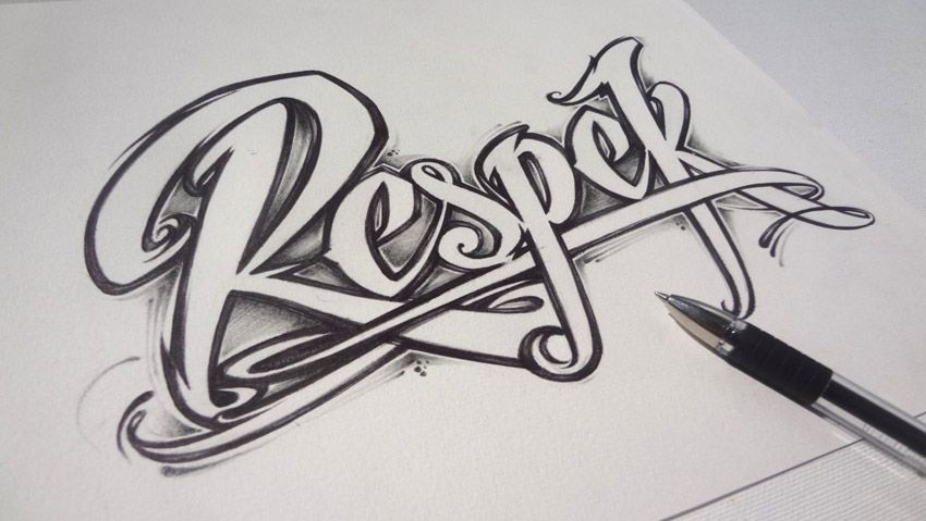 Lettering & calligraphy inspiration typography calligraphy and typo