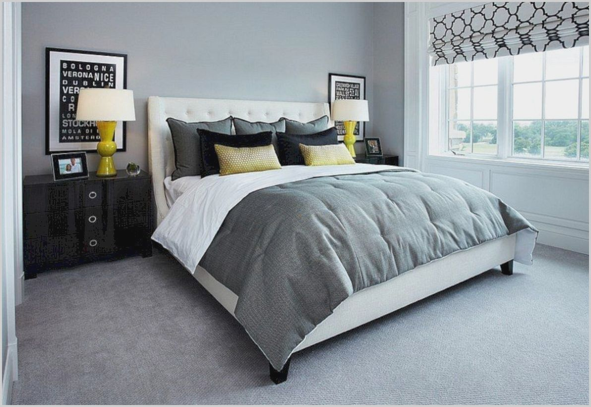 Charcoal Grey Bedroom Ideas