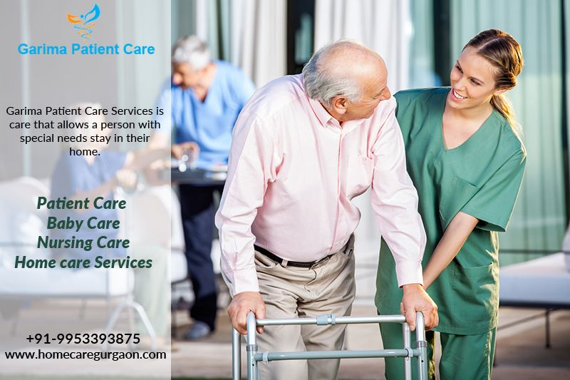 Find the best patient care and nursing care services in
