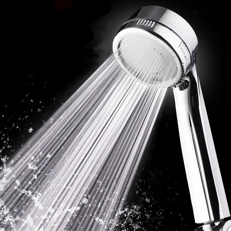 PVIVLIS Shower 30% Water Saving Shower Head Bathroom Faucet Pressure ...