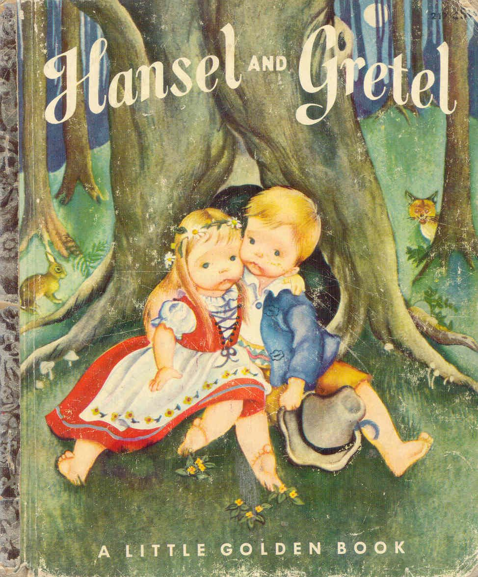 Every time i see or hear hansel and gretel i think of the