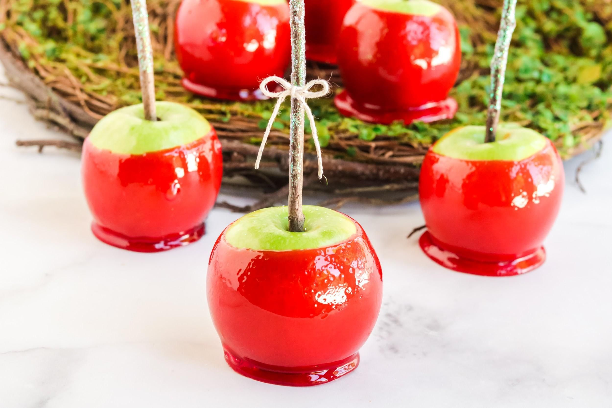 Pin On Candy Apples