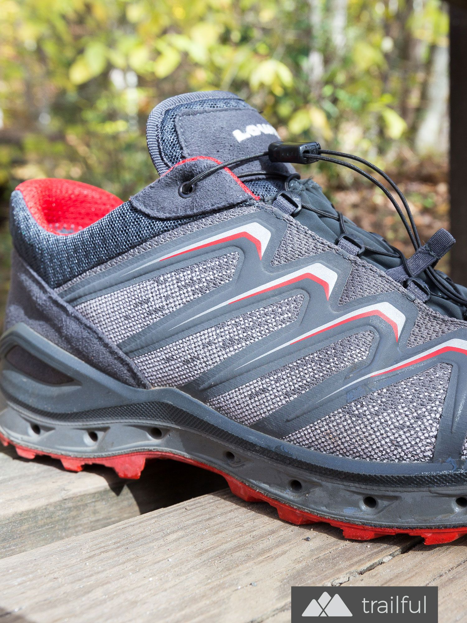 7d64ddd56ce Our favorite hiking boots: our trail-tested LOWA Aerox GTX Lo Surround  review