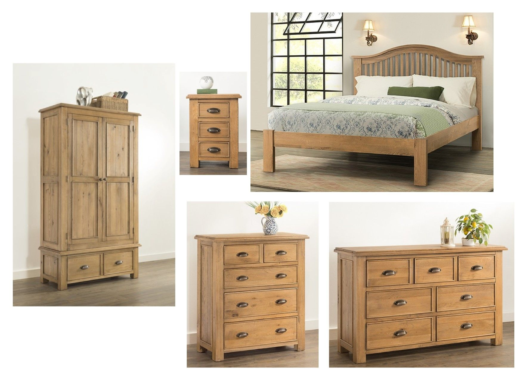 Solid Oak Bedroom Furniture Sale In 2020 Wood Bedroom Furniture Sets Wooden Bedroom Furniture Bedroom Furniture For Sale