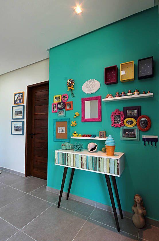 6 ideas para decorar pasillos y recibidores modernos