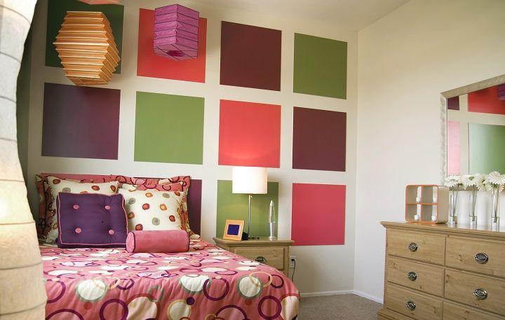 Ideas para pintar un dormitorio moderno carmen deco - Tecnicas para pintar una habitacion ...