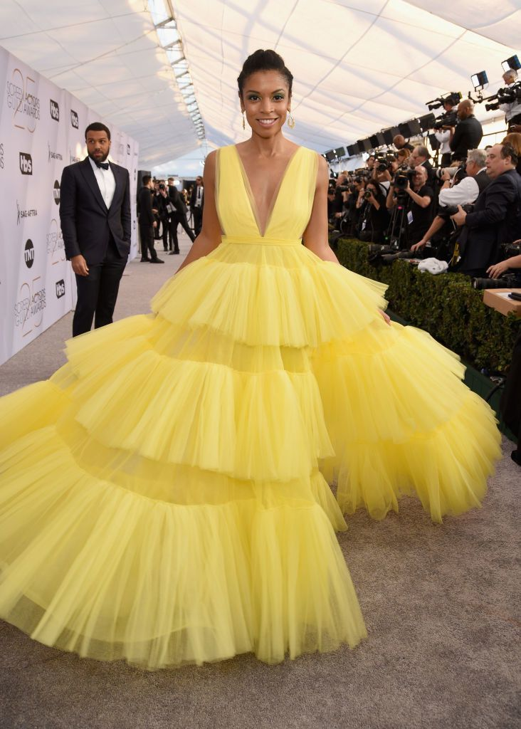 50 Times Black Women Celebs Proved That We Actually Invented The Color Yellow