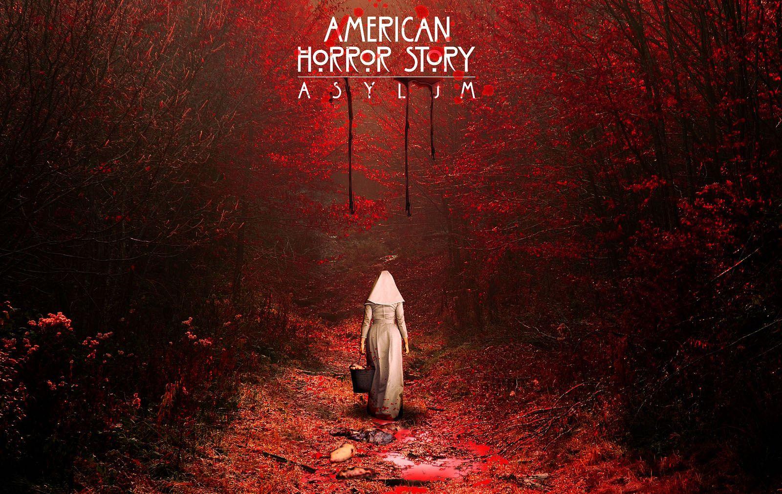 Download American Horror Story All Black Wallpaper 1280720