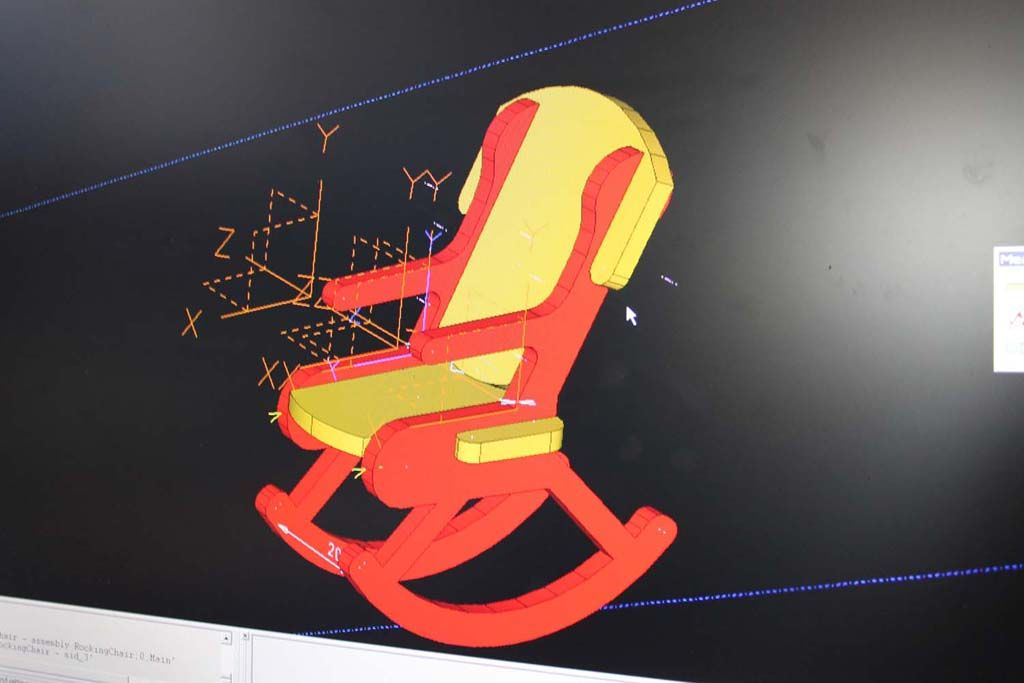 Free dxf jigsaw puzzles file being written in badog cad