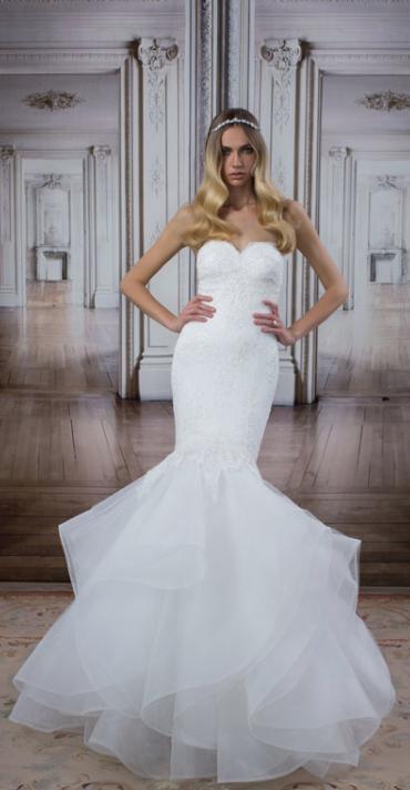 Featured Dress: Pnina Tornai wedding dress for Kleinfeld | Wedding ...